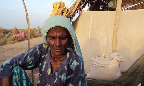 ہاجرہ: جسے آخری دم تک جھیل کی بربادی کا دکھ رہا
