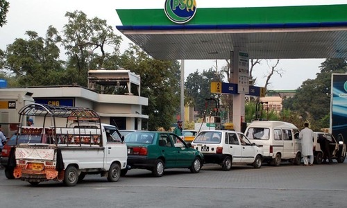 Gas supply to Karachi's CNG sector will resume at 8pm tonight, says petroleum minister