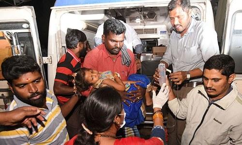 بھارت: مندر میں زہریلا کھانا کھانے سے 11 افراد ہلاک