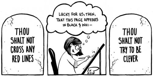 Cartoon: 16 December, 2018