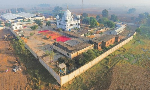 How to preserve the sanctity of Guru Nanak's Kartarpur