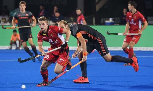 Belgium edge out Netherlands 3-2 to lift maiden hockey World Cup title