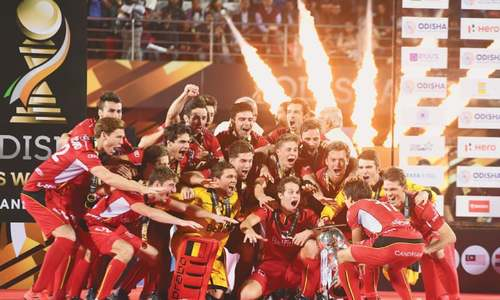Belgium clinch maiden hockey World Cup in dramatic style