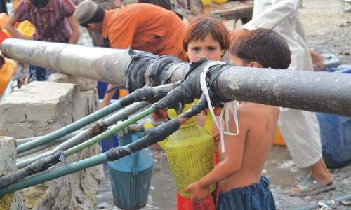 Water shortage in Balochistan to end soon: CM