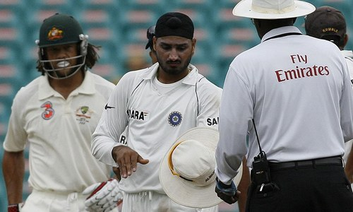 'Monkeygate' reignites as Harbhajan Singh denies he cried in front of Symonds