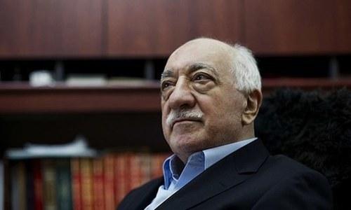 'امریکا کا فتح اللہ گولن کو ترکی کے حوالے کرنے پر غور'