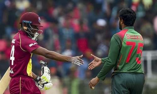 Cottrell, Hope guide West Indies to crushing T20 win
