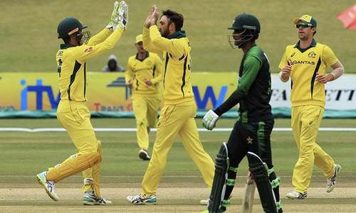 PCB to convince Australia to play at least two ODIs in Karachi next year