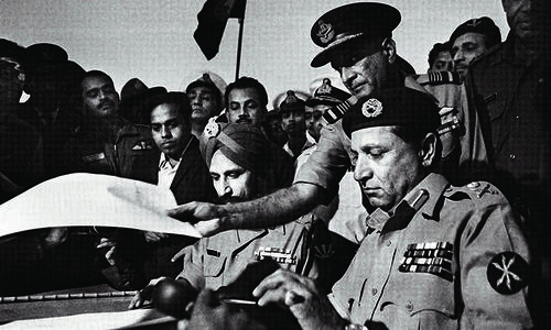 Revisiting 1971: Lessons from past ought to be learned if conflicts of the present are to be durably resolved