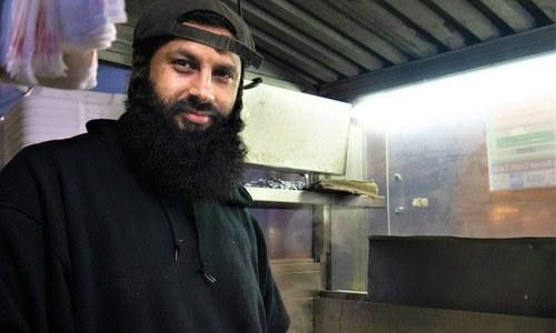 پاکستانی 'حلال' فوڈ اسٹال نیویارک میں توجہ کا مرکز