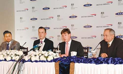 British Airways to resume flights after 10 years