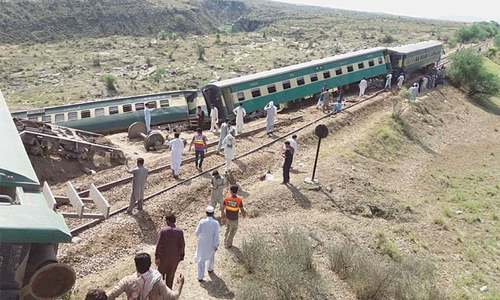 16 schoolchildren injured as train hits van near Narowal