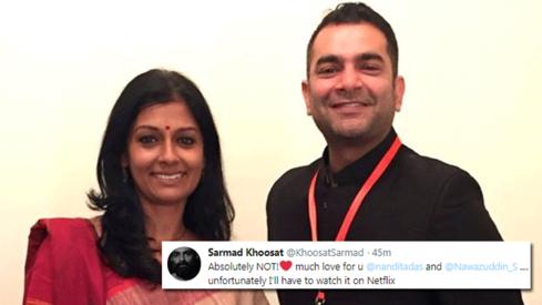 I'm equally nervous and excited for Nandita Das' Manto: Sarmad Khoosat