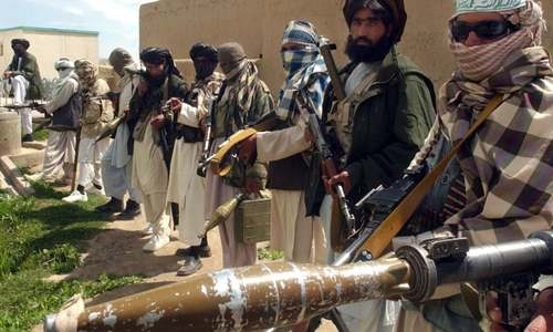 Taliban say talks focused on US withdrawal from Afghanistan