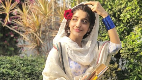 Playing Aaliya has made me a stronger woman: Mawra Hocane on her Aangan character