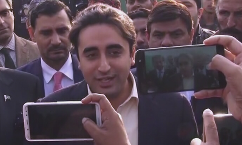 Bilawal vows to oppose another extension for military courts