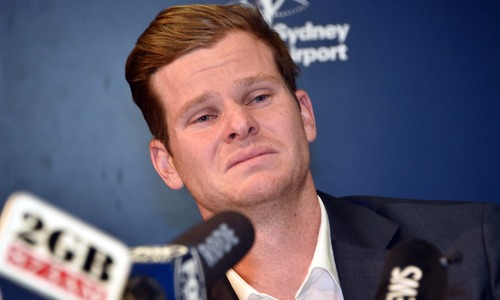 Disgraced Aussie Steve Smith barred from playing Bangladesh T20 league
