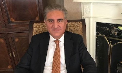 Pakistan being praised for role in US-Taliban talks: Qureshi