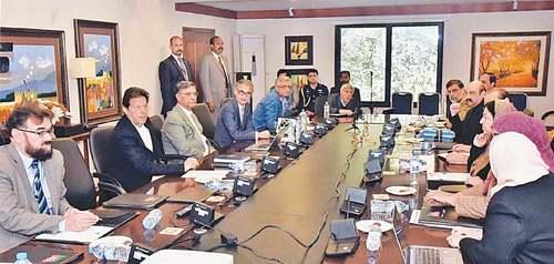 Imran converts PM House into university
