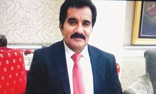 University's ex-CEO dies in NAB custody