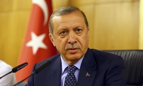 Turkey to lead fight against IS after US pullout: Erdogan