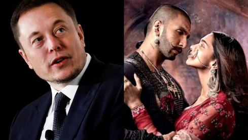 Elon Musk is apparently a fan of Bajirao Mastani