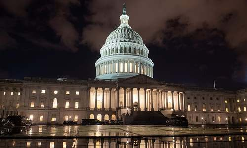 US govt partially shuts as Congress, Trump fail to reach deal