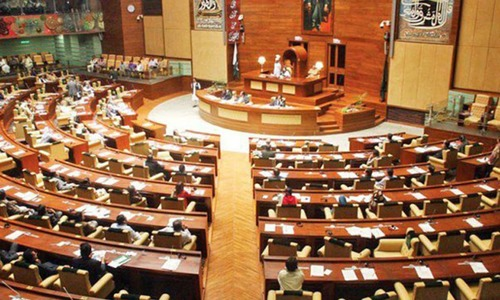The government lays out demands to the Parliament