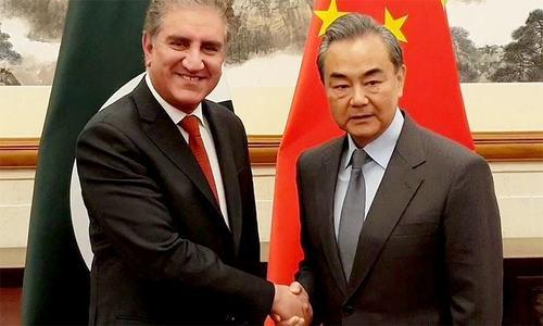 China backs Pakistan's efforts for Afghan peace