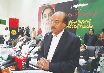 PPP to oppose moves to impose presidential system, says Khuhro