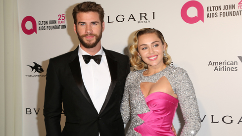 Miley Cyrus confirms that her rumoured marriage with Liam Hemsworth is for reals