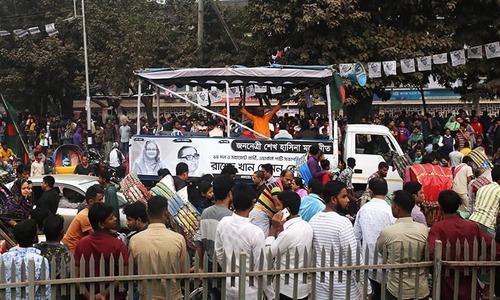 UN calls for peaceful polls in Bangladesh