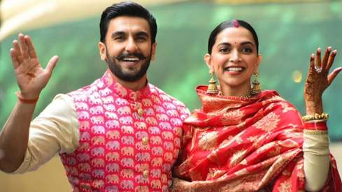 Deepika just revealed that she and Ranveer got engaged... four years ago!