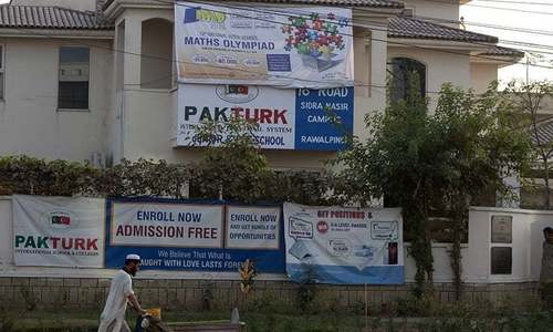 SC directs interior ministry to declare Pak-Turk education foundation a terror outfit