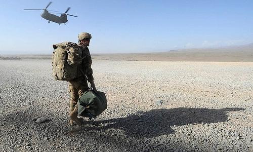 Alarm bells in India over US plan to cut troops in Afghanistan