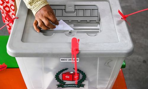 Polls open in Bangladesh's parliamentary elections