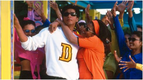 Shah Rukh Khan says Rahul from Kuch Kuch Hota Hai was a stalker