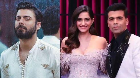 Karan Johar sent Fawad Khan back, says Sonam Kapoor