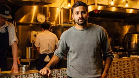Hong Kong restaurateur Asim Hussain says Lahore is a big part of his Michelin-starred restaurant