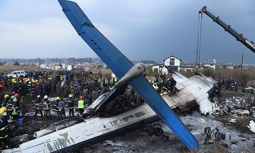 Fatal air crashes, deaths up in 2018