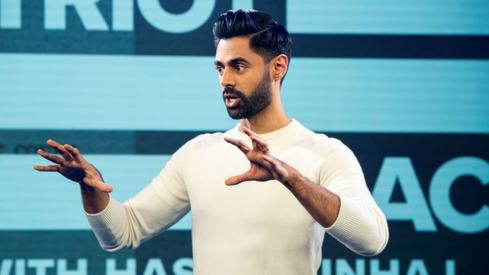 Hassan Minhaj responds to Netflix ban on Saudi Arabia episode