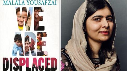 Malala has a new book coming out