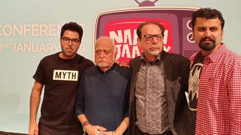 Anwar Maqsood and Dawar Mahmood announce Aangan Terha prequel