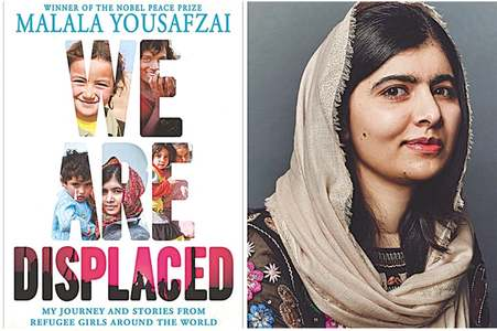 Malala to launch new book on refugees next week