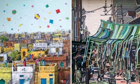These artists reflect on life in Lahore in latest exhibition