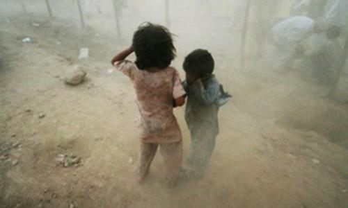 Three children die in accidental grenade blast in Balochistan's Washuk district