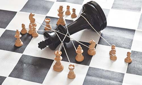 CHESS: CHECKMATED IN PAKISTAN