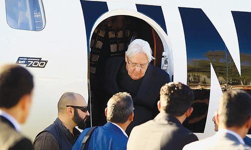 UN envoy arrives in Yemen to shore up ceasefire