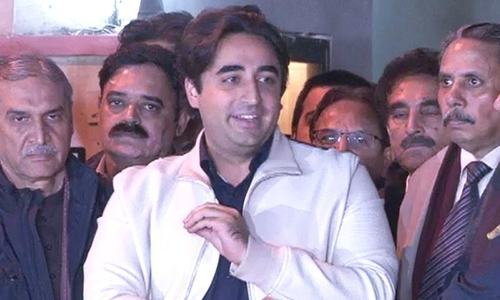 Bilawal denies 'grand alliance' between opposition parties in the works