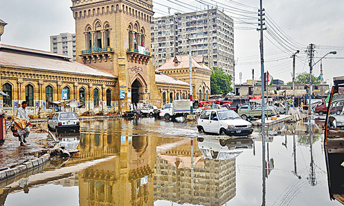Special report: What does the future hold for Karachi's historical Saddar area?